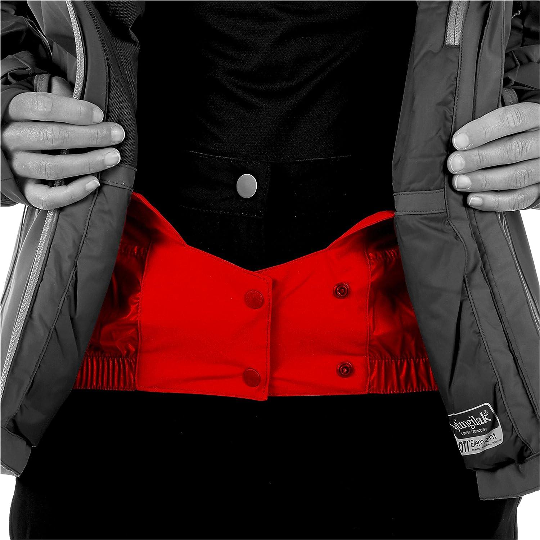 Mammut Nara HS Thermo Hooded Womens Jacket marine L