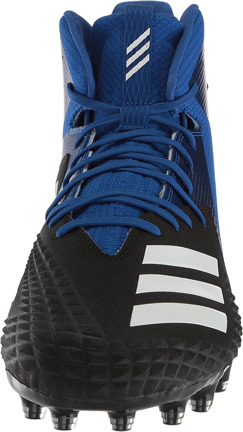adidas Freak X Carbon Mid Chaussures Athlétiques Black White Collegiate Royal