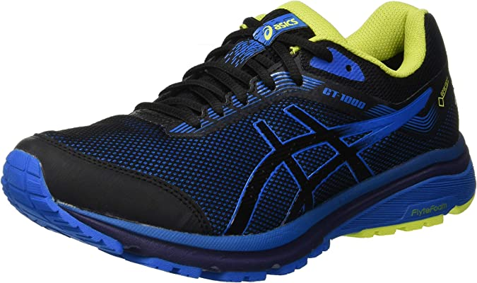 ASICS GT-1000 7 GTX - Zapatillas deportivas impermeables para hombre