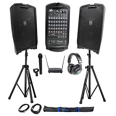 Review FENDER PASSPORT VENUE, 600w