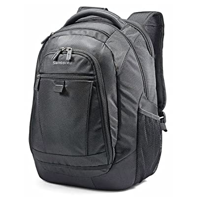 Samsonite Tectonic 2 Medium Backpack, Black, One Size