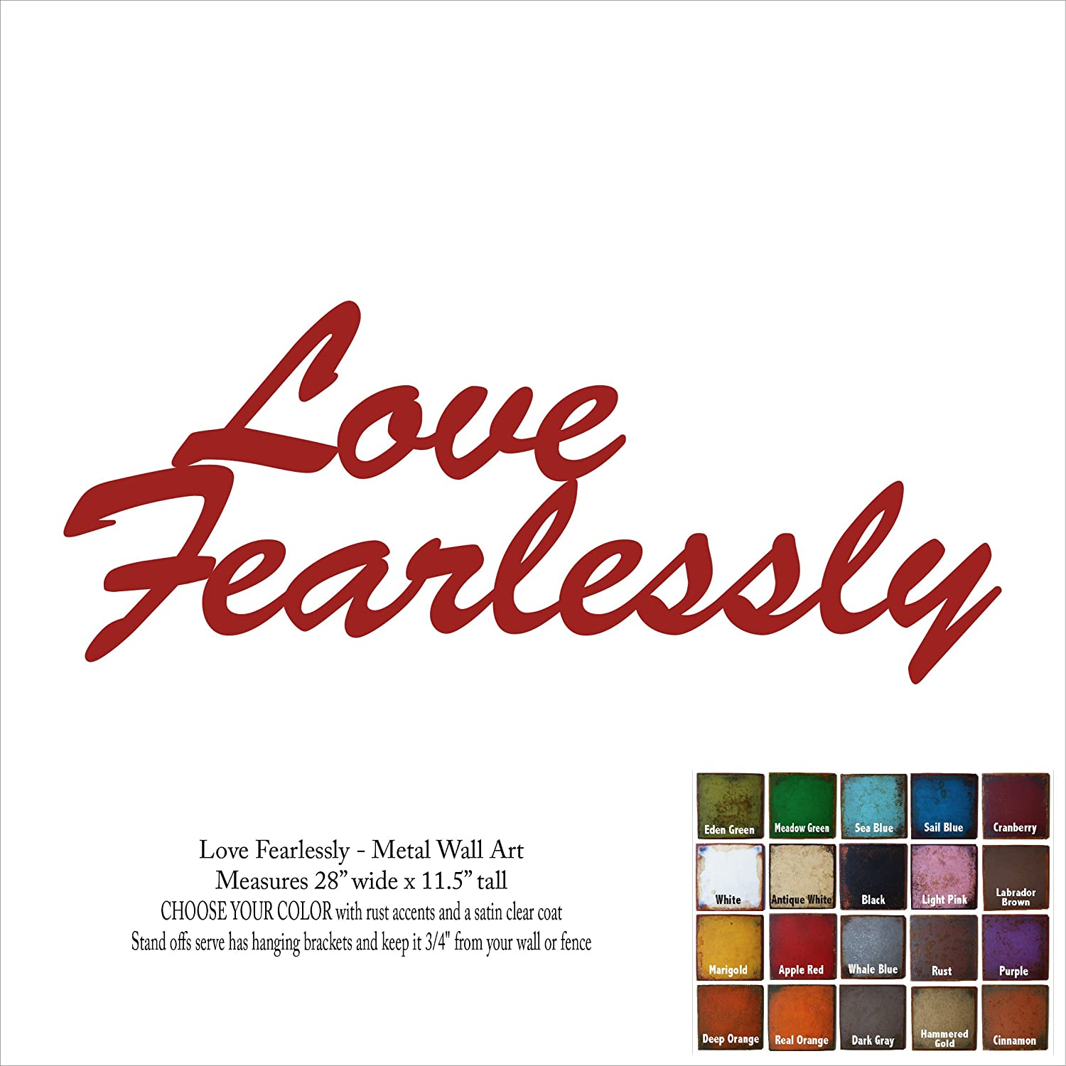 how to love fearlessly