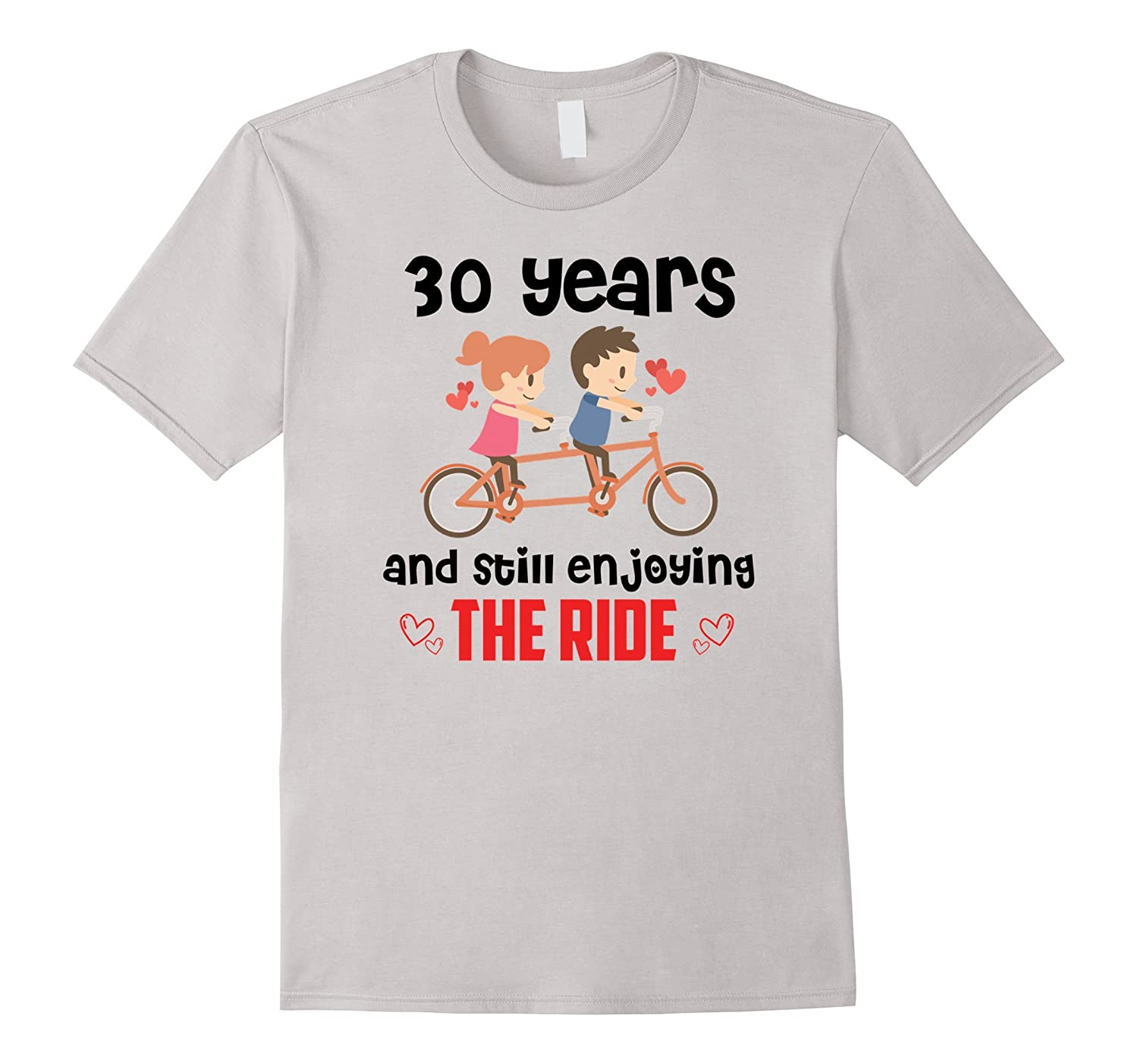 30 Wedding Anniversary Ideas: 30 Years Wedding Anniversary Gifts Ideas T-Shirt-Art