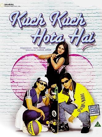 Amazon Com Kuch Kuch Hota Hai Shahrukh Khan Kajol Rani Mukherjee