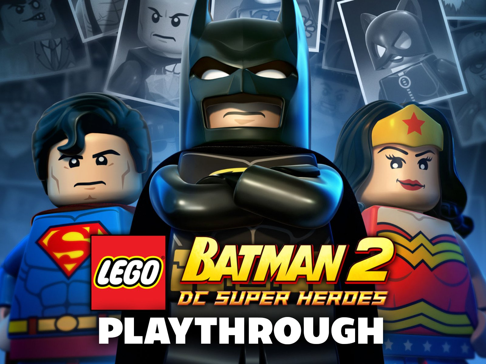 Watch Clip Lego Batman 2 Dc Super Heroes Playthrough Prime Video