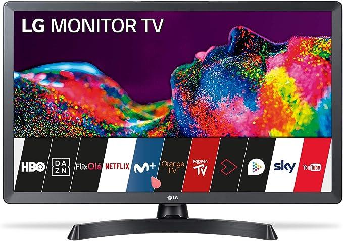 LG 28TN515S-PZ - Monitor Smart TV de 70 cm (28