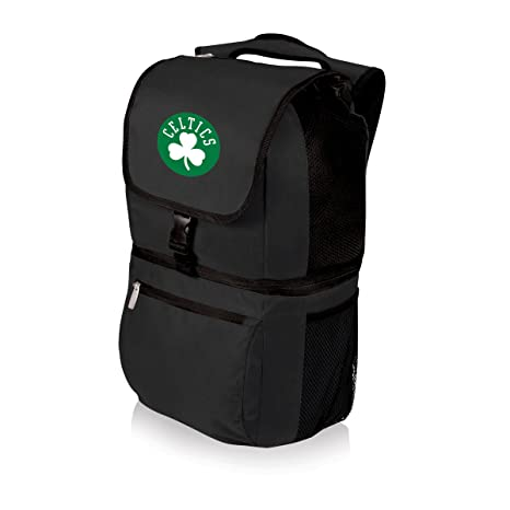 Picnic Time NBA BOSTON CELTICS Zuma Insulated Cooler mochila, negro