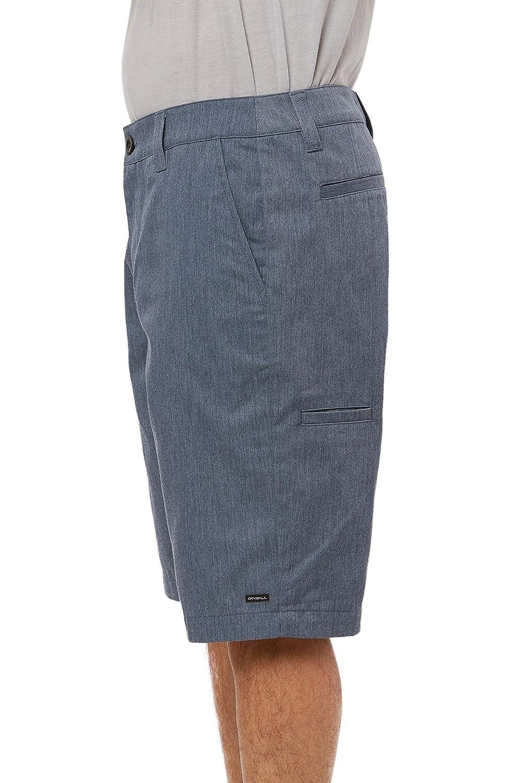 22 Inch Outseam ONeill Mens Standard Fit Chino Walk Short
