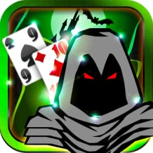 Spooky Ghost Scary Heroes Solitaire Free Cards Games HD Easy Play Solitario Gratis Horseman Doom Eyes Halloween for Kindle Download free casino apps offline without internet needed no wifi required. Best solitaire game 2015 casino games free