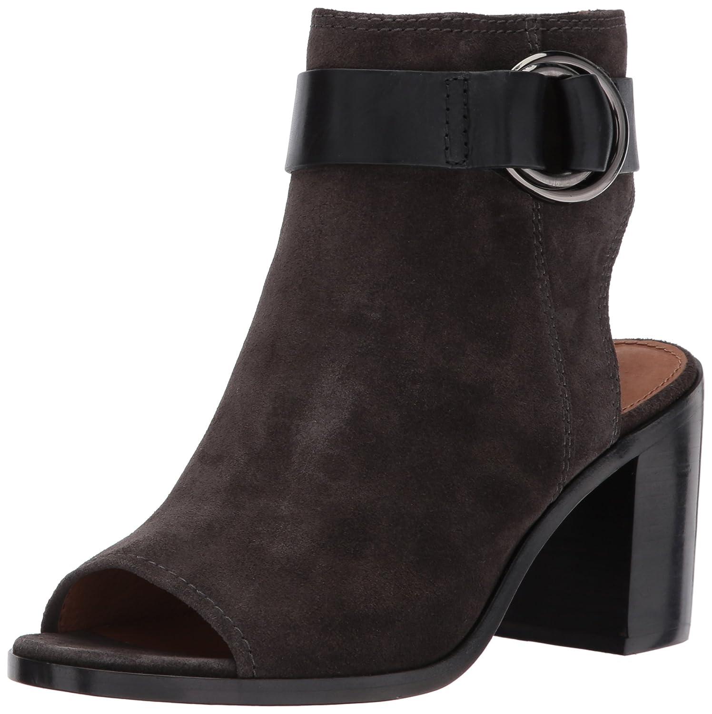 FRYE Women's Danica Harness Boot B01N1QNR93 6.5 B(M) US|Grigio Soft Oiled Suede