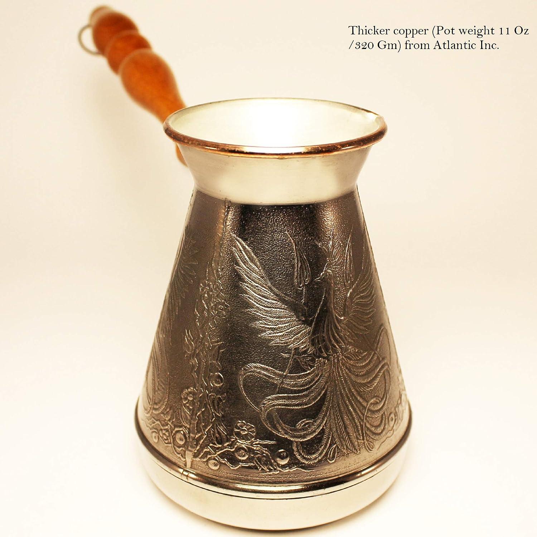 Turco griego cafetera