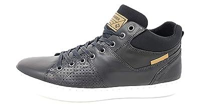 BULLBOXER 779K56858, Herren Sneaker, Black, 42 EU (8 Herren