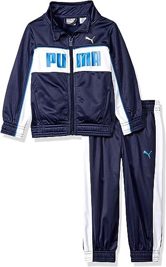 PUMA Boys Toddler Boys Boys Tricot Pant Set