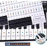 Pegatinas para teclado o piano para teclado