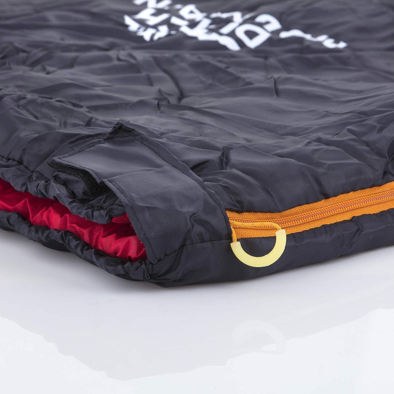 Saco de dormir momia saco de dormir Outdoor tienda techo Sleeping Bag Camping 200 x 80 cm: Amazon.es: Deportes y aire libre