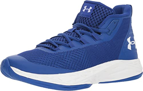 Under Armour Mens Jet Mid Basketball Shoes, Zapatos de Baloncesto ...