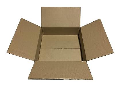 25 X Cajas de Cartón 300 x 300 x 80 * 30 x 30 x 8 Cartón ...
