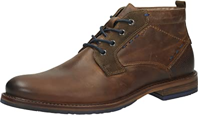 on sale 86fa9 cfa9a Venturini Milano 64244 Herren Stiefelette: Amazon.de: Schuhe ...