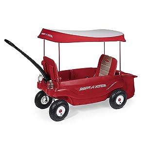 Radio Flyer All-Terrain Ultimate Comfort Wagon