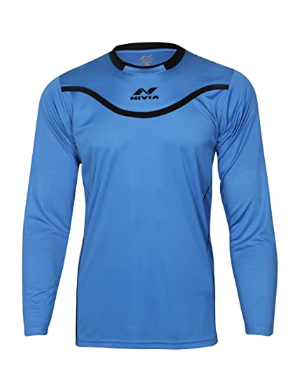 18d45ad1c69 Buy Nivia Armour Goalkeeper Jersey Online at Low Prices in India - Amazon.in