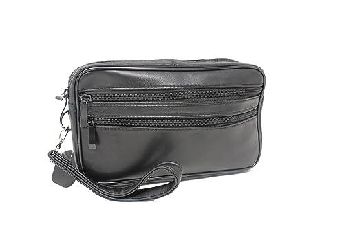 5a35623998 Frédéric Johns® - Sacoche homme porté main - vide poches - sacoche cuir  homme -