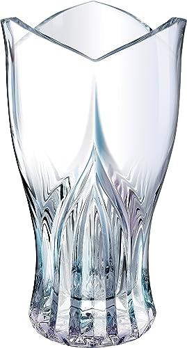 Arc International Cristal d Arques Ancona Diamax Vase, 10-1 2-Inch