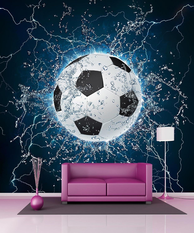 StickersNews - Stickers Gigante Déco de balón de fútbol de 11085 ...