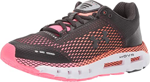 womens pink under armour shoes