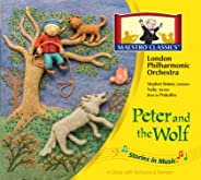 Stories in Music: Peter & The Wolf