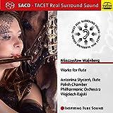 Wajnberg: Works for Flute