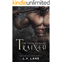 Trained For Their Pleasure (Omega Prey Book 5)