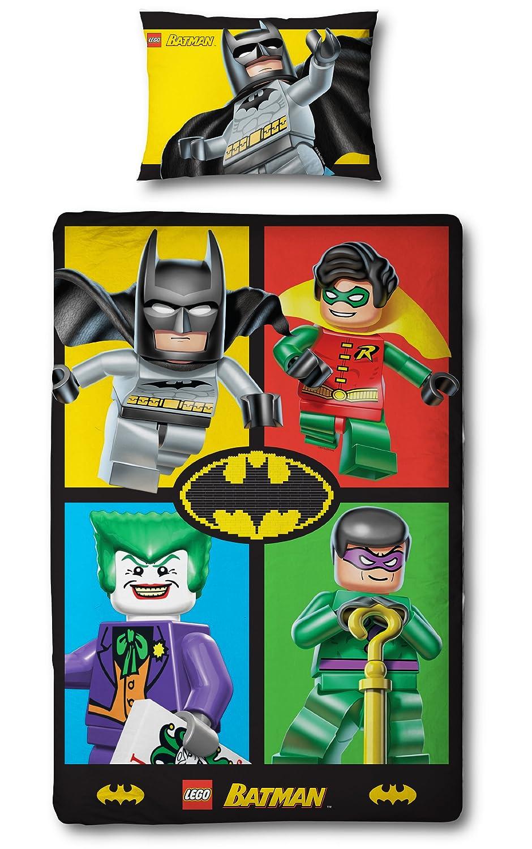 amazon com lego batman cards single panel duvet cover baby