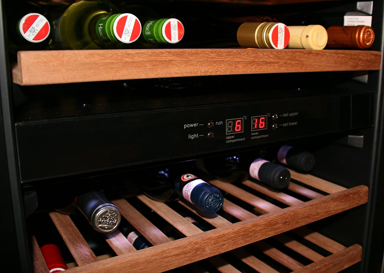 Szeneriebild Weinklimaschrank