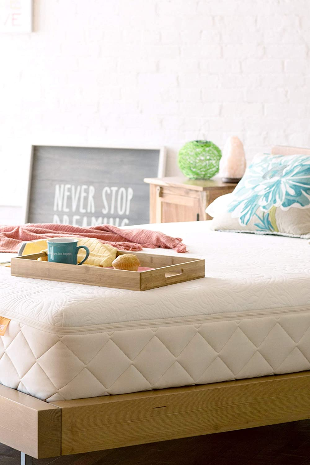 Happsy organic mattress: Better for you and the earth