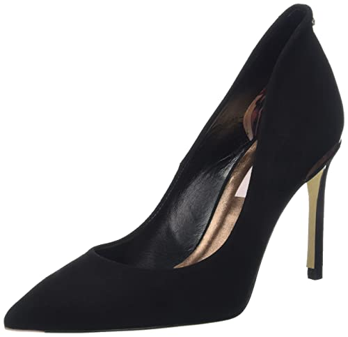 Ted Baker Women's Savio Closed-Toe Heels, Black (Black), 3 UK