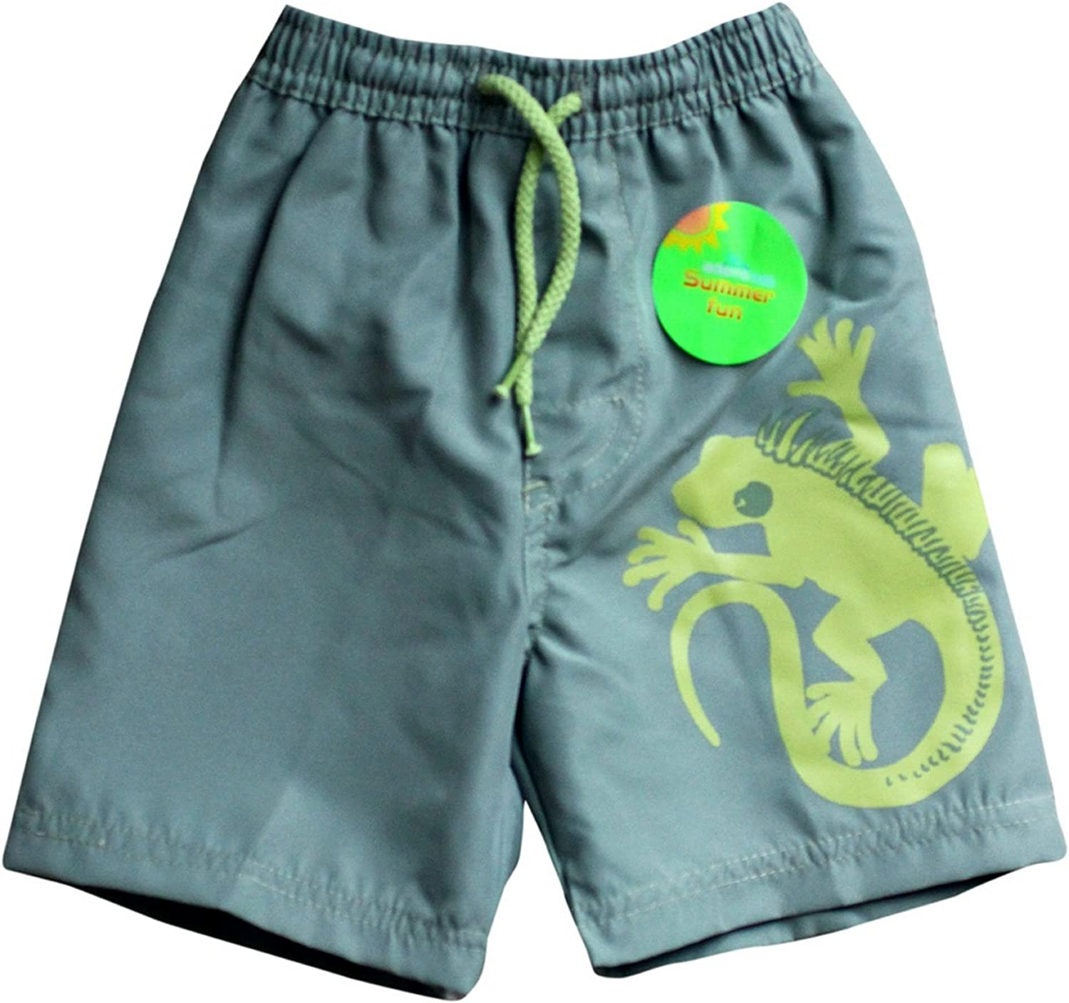 Adams kids Original Boys Military Green Beach Swimming Trunks Shorts 6 Month to 4 Years Age