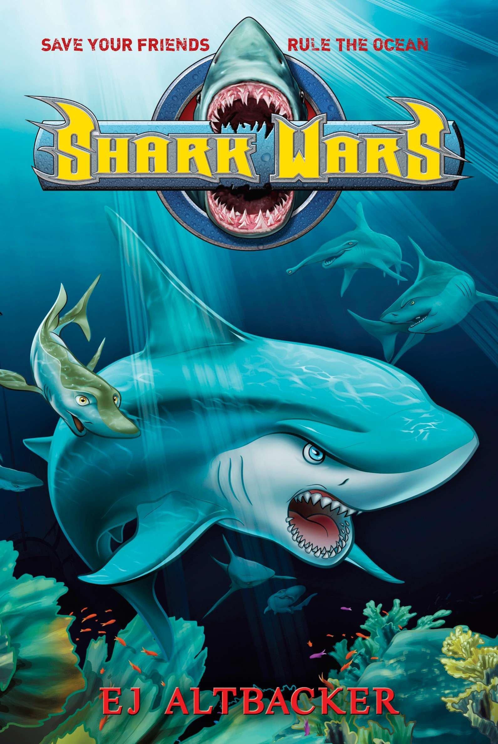 Shark Wars: Exile: Amazon.es: Altbacker, E.J.: Libros en idiomas ...