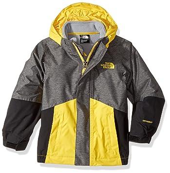 30884991225f The North Face Little Boys  Boundary Triclimate Jacket (Sizes 4 - 7) - tnf  medium grey heather