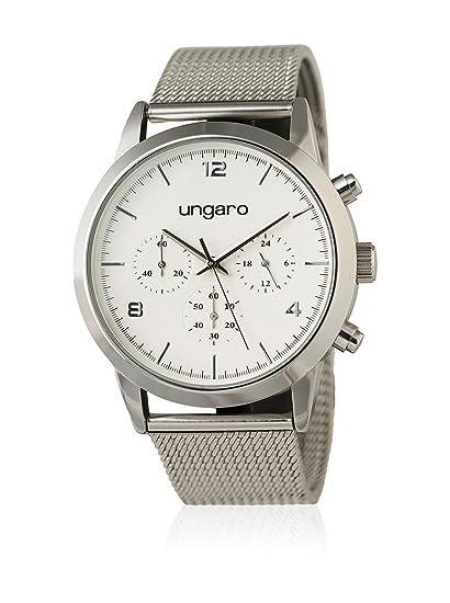 Ungaro Reloj Vito Plateado