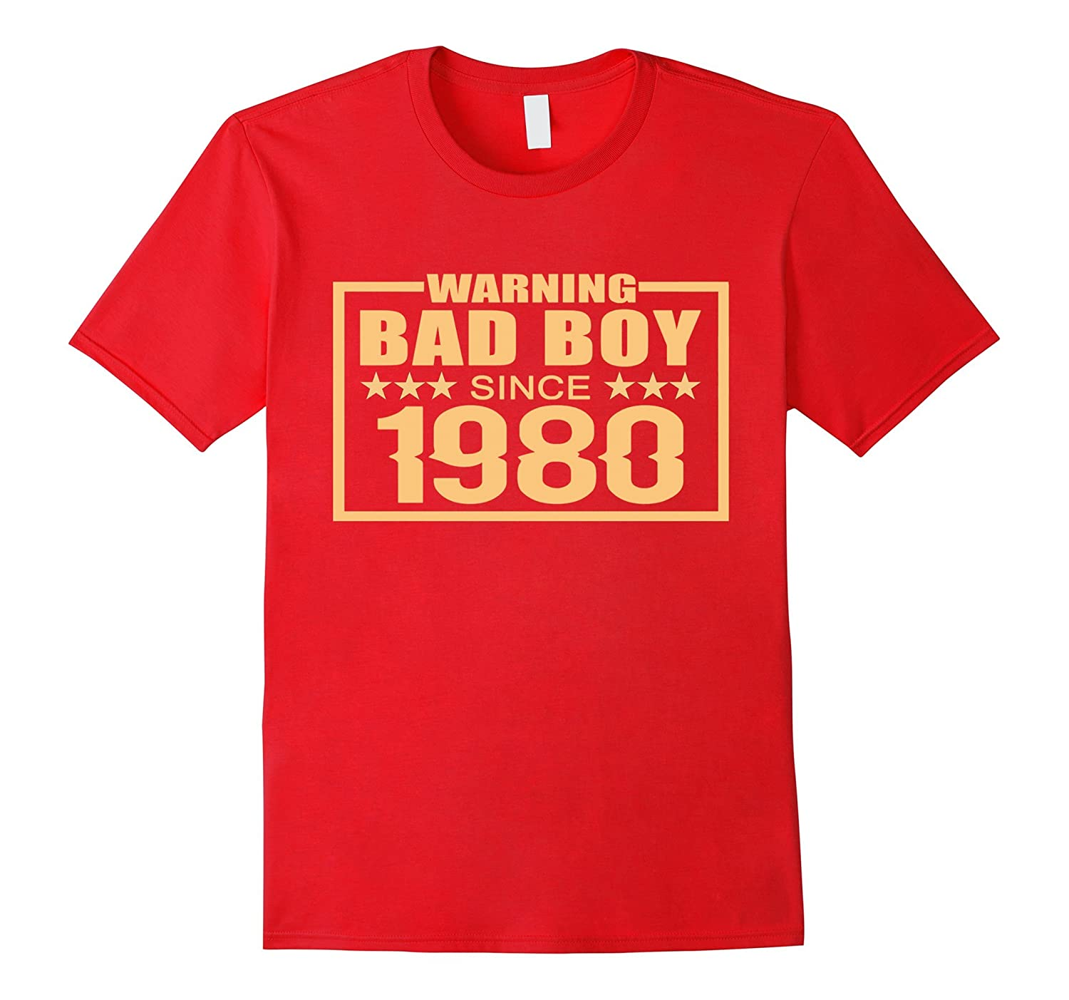 Made In 1980 36th Birthday 36 Years Old Gift T-Shirt-CL
