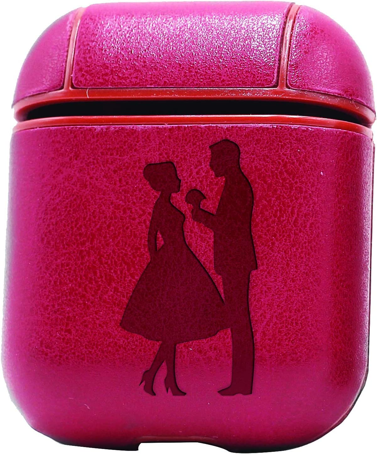 Vintage Pink Romantic Air Pod Cases