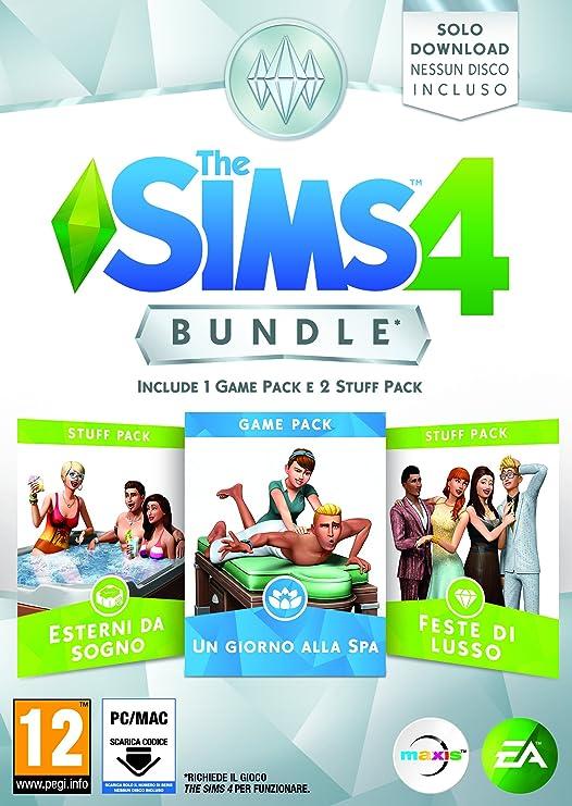 Electronic Arts The Sims 4, Bndl, PC - Juego (Bndl, PC, PC, Estilo de vida, T (Teen)): Amazon.es: Videojuegos