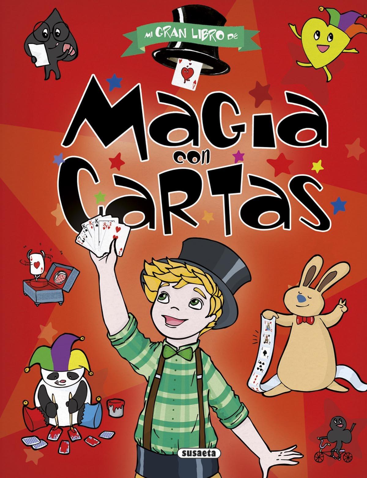 Mi gran libro de magia con cartas: Mar Benegas ...