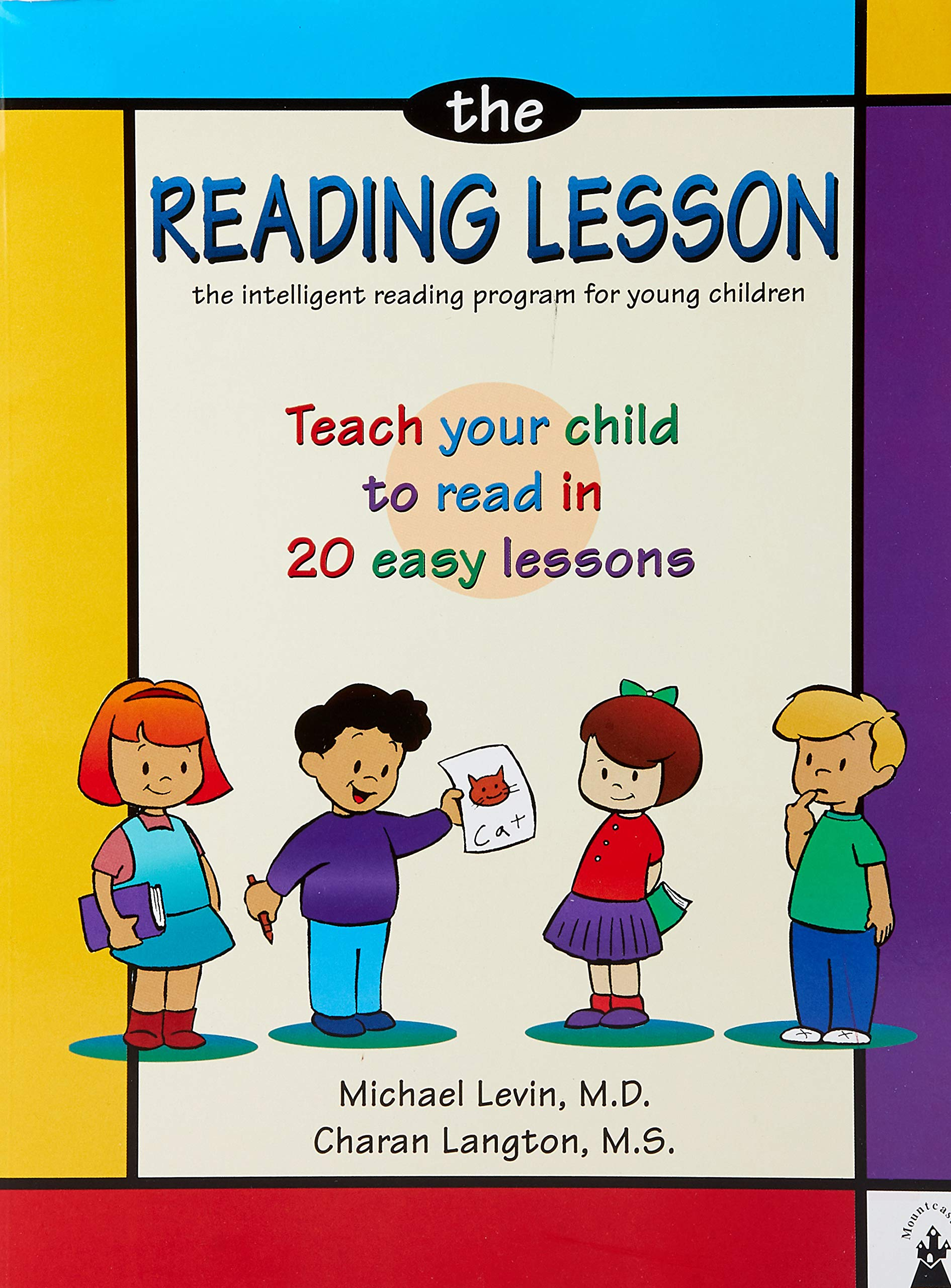 Amazon.com: The Reading Lesson: Teach Your Child to Read in ...