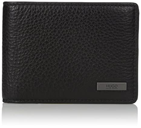 Hugo Boss Black Leather Element 6 Cc Men s Wallet  Amazon.in  Bags ... 35ef2ffaf92cc