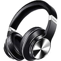 Hybrid Active Noise Cancelling Headphones, VANKYO C751 Over Ear Wireless Bluetooth Headphone with CVC 8.0 Mic, Deep Bass…