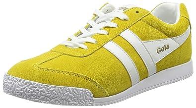 GolaHarrier - Zapatillas Mujer, Color Amarillo, Talla 38 (Talla Fabricante: 5 UK)