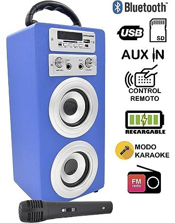 Amazon.es  Equipos de karaoke  Instrumentos musicales  Sistemas ... 2c9dfa166f9