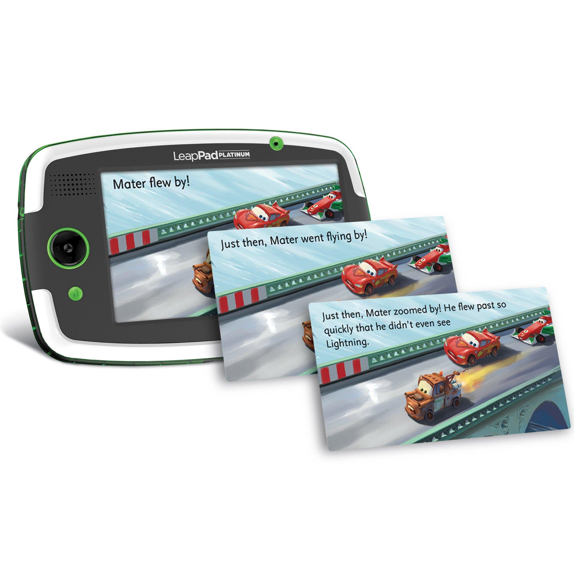 LeapFrog LeapPad Platinum Kids Learning Tablet, Green by LeapFrog. (Image #15)