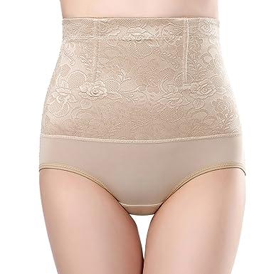 08752bf298b Queenral Culotte Minceur Control Pantie Taille Haute Butt Lifter Hot  Shapers  Amazon.fr  Vêtements et accessoires